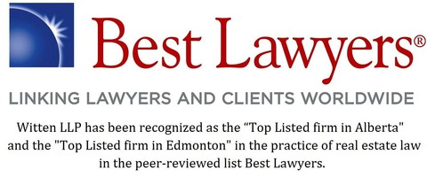 "Witten LLP has been recognized as the ""Top Listed firm in Alberta"